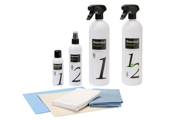 IMPAG® Nanotol Reinigungs-Set für den gesamten Haushalt