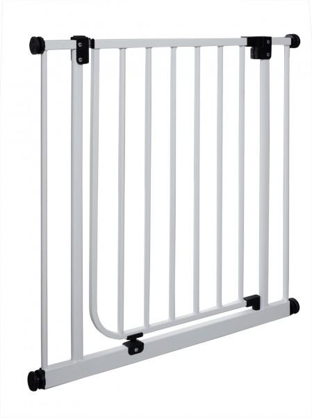 IMPAG Türschutzgitter Easy Step italo silber 93 - 102 cm 00