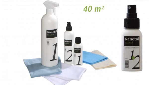 IMPAG® Nanotol Pflege-Set für Schutzgitter, lebensmittelecht