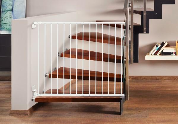 IMPAG® Treppenschutzgitter Safe´n Go 70 - 105 cm