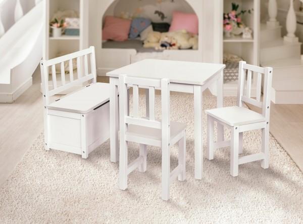 IMPAG® Kindersitzgruppe mit Truhenbank