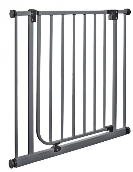 IMPAG® Türschutzgitter Easy Step Lava-Anthrazit 123 - 132 cm