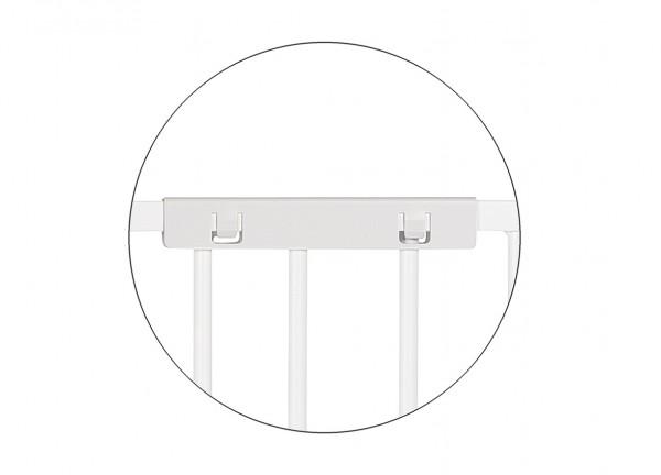 IMPAG® Stabilisierungs-Schienen für Schutzgitter in Überbreite