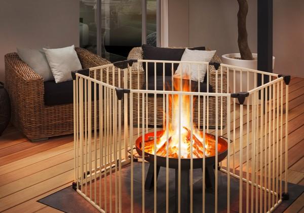 IMPAG® Feuerschutzgitter Fuego 370 - 490 cm