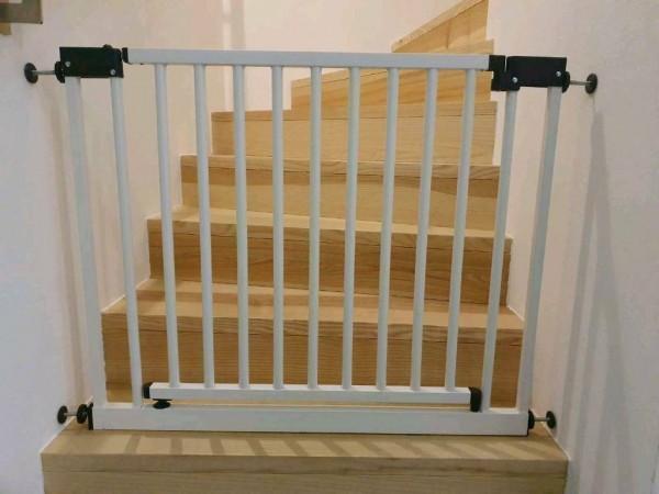 IMPAG® Treppenschutzgitter XXL 95 - 243 cm (2020)