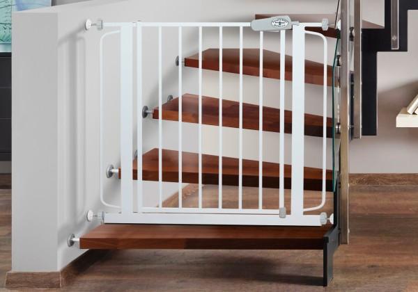 IMPAG® Tür- und Treppenschutzgitter Easy Fit 75 - 148 cm [Beige]